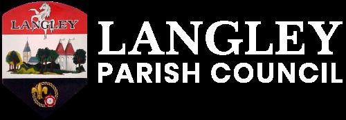Langley Parish Council - logo footer