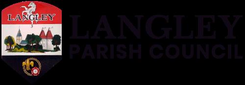 Langley Parish Council logo